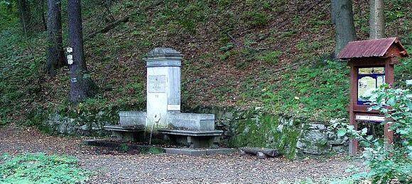 Stezka Vincenze Priessnitze - Jeseník, lázně