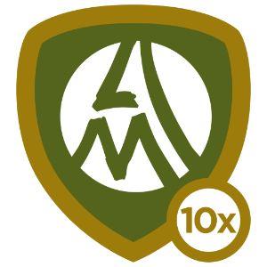 Alpine Meadows Badge