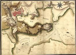 map of revolution war
