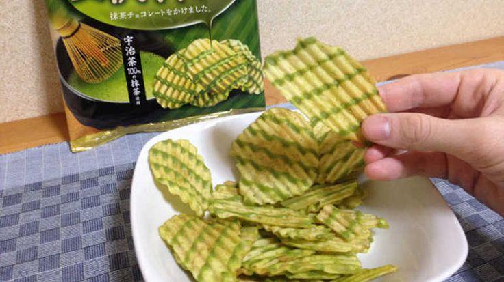 green-tea-crisps-homemade