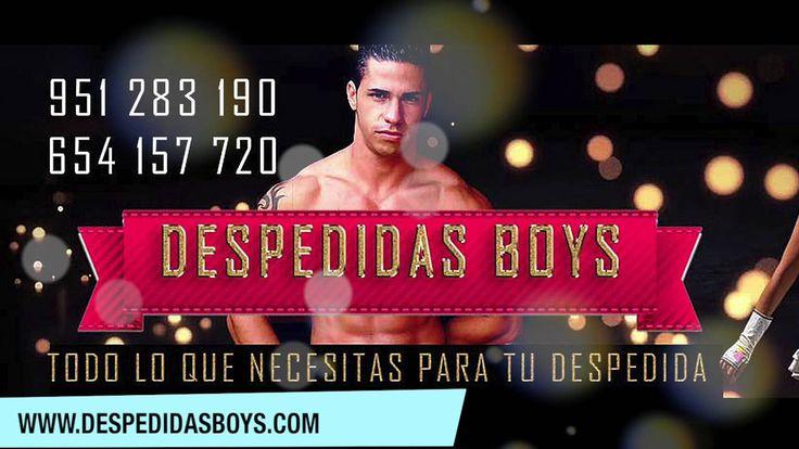 Despedidas Boys Málaga Despedida soltero soltera. Nuestro vídeo eslogan.