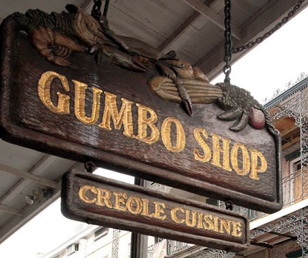 Gumbo Shop New Orleans, LA    Umm dont know how we missed this but will be doing this next time