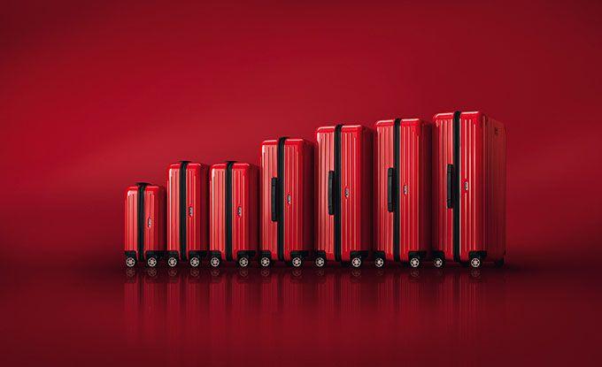 リモワの最軽量モデル「リモワ サルサエア」に新色、ガーズレッド - 鮮やかな赤のスーツケース - 写真4