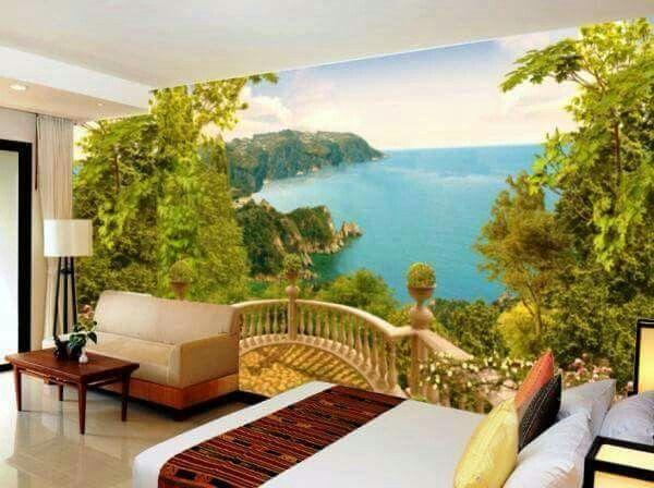 80 best Wall Murals images on Pinterest | Murals, Photo wallpaper ...