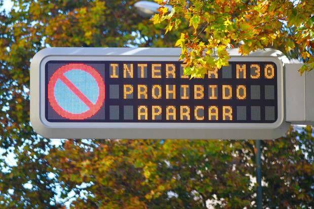 ¿Puedo aparcar en Madrid durante el Protocolo de contaminación?