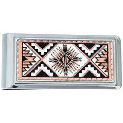Native Design Money Clip Rectangular