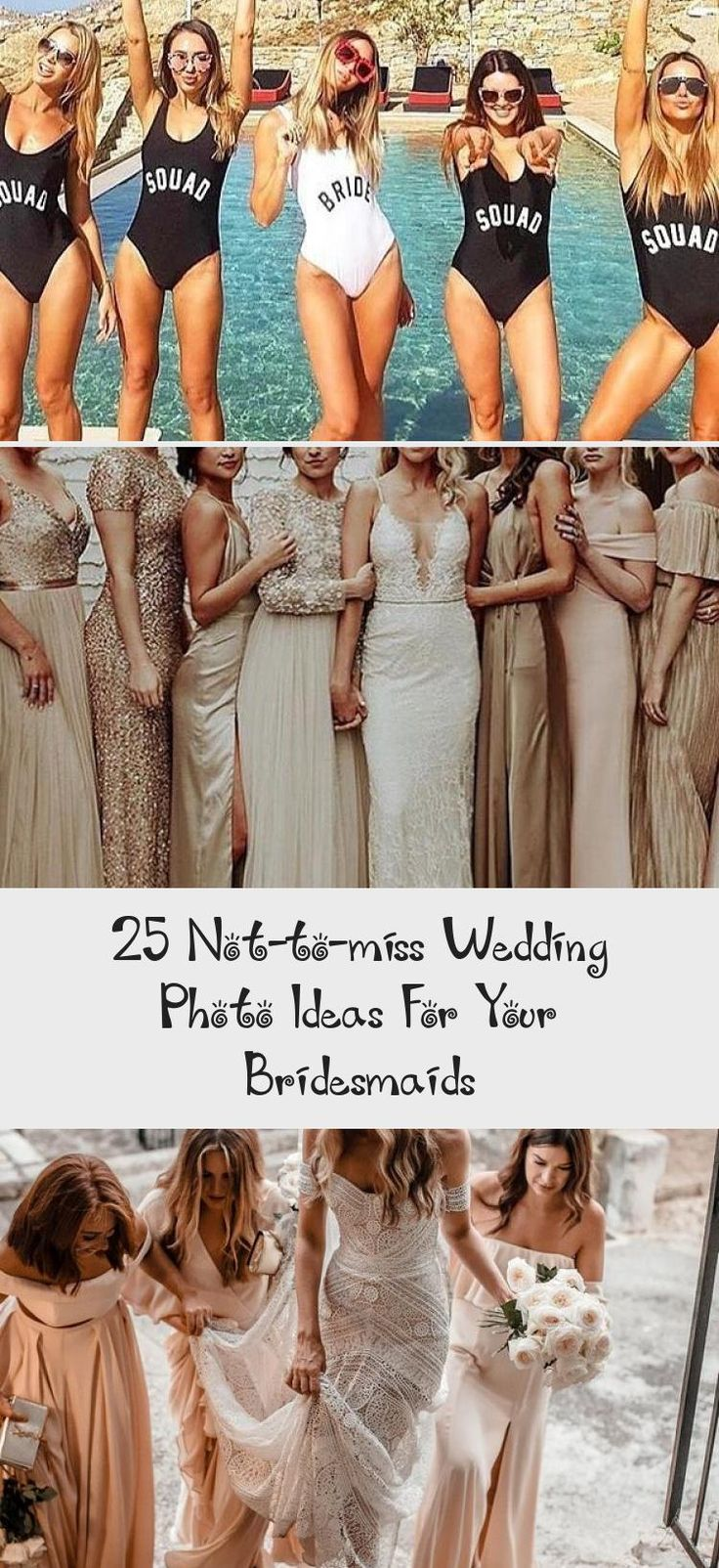 Wedding Photo Ideas For Your Bridesmaids  #wedding #weddingideas #weddingphotos #deerpearlflowers #BridesmaidDressesBoho #GrayBridesmaidDresses #BridesmaidDressesTeaLength #GoldBridesmaidDresses #OffTheShoulderBridesmaidDresses