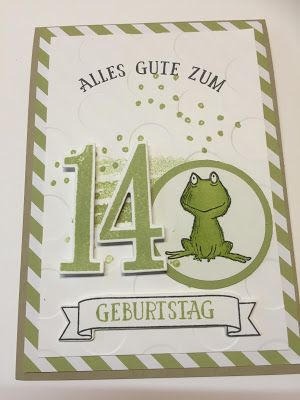 Stampin mit Scraproomboom - Stampin' Up! - So viele Jahre - Love you lots