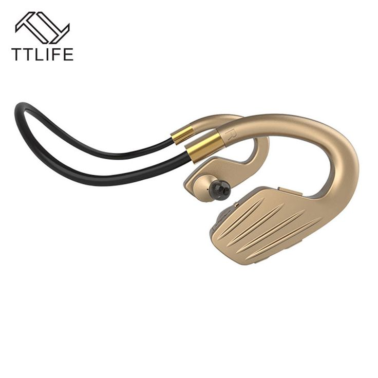 TTLIFE Bluetooth 4.1 Headphone Smart Wireless outdoor sports Headset high quality Portable Earphone handfree with Mic for iPhone