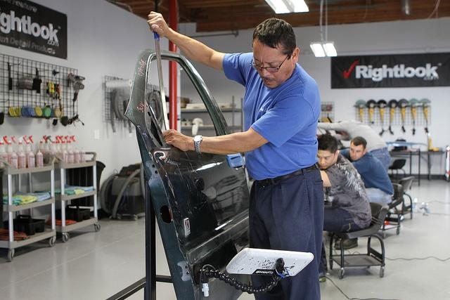 Paintless Dent Repair Training Academy