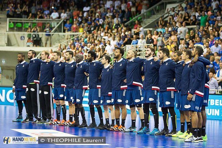 @les_experts_officiel_ffhb battent la Belgique avant de prendre des vacances bien méritées #handball #croatia2018 @ehf_live