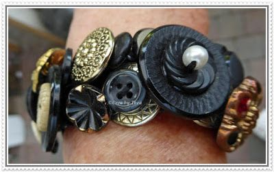 CREA by THEA: KNOPEN ARMBAND