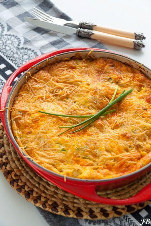 Onlangs maakte Caroline deze zalige frittata van Yotam Ottolenghi met onder andere Italiaanse gerookte kaas en…