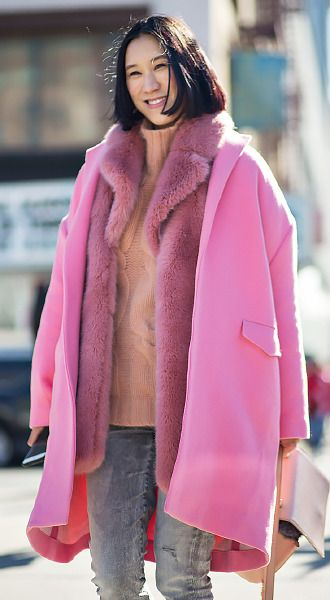 Barbie girl: как носить розовый, если вы уже взрослая