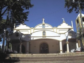 Iglesia del Tepeyac en San Rafael del Norte