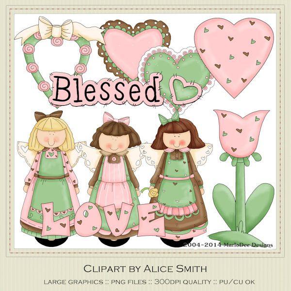 47 best Clip Art - Angels images on Pinterest | Clip art ...