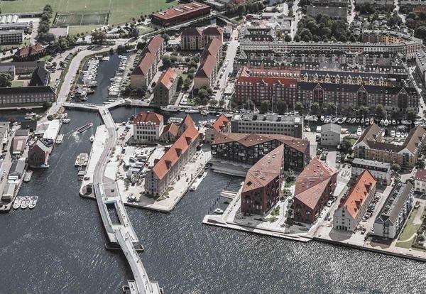 105 nuove case fronte mare nel porto di Copenhagen - Elle Decor Italia