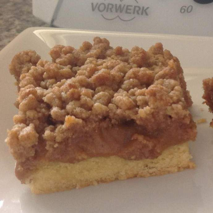 Recipe Coffee Streusel Slice by iThermo - Recipe of category Baking - sweet