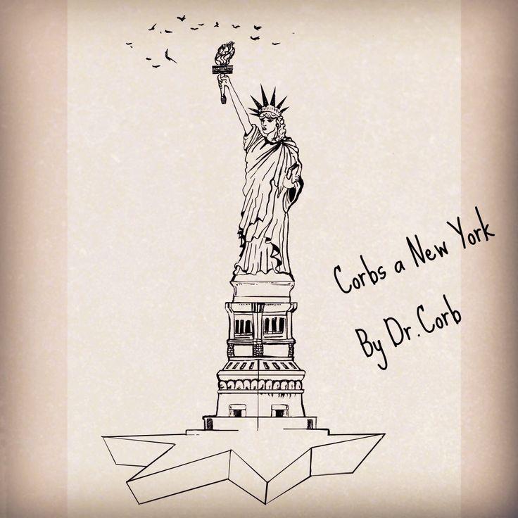 'Corbs a New York' nova obra del Doctor Corb. Sèrie de litografies linitada a 150 unitats
