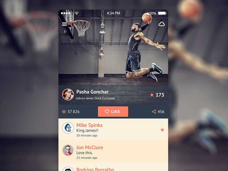 iOS 7 iPhone app UI design Looking for iPhone app designer or developer?http://ramotion.com Google+ | Dribbble | Behance | Twitter