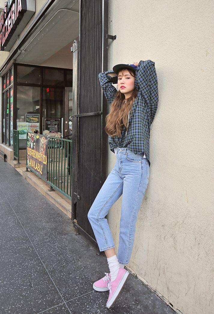 Black Cat Fall Wallpaper Sᴛʏʟᴇɴᴀɴᴅᴀ Kfashion Blog Korean Fashion Seasonal