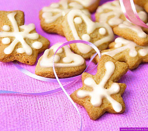 Имбирное печенье - Сладкая выпечка - Рецепты в картинках - Готовим вместе - Минчанка: быть женщиной - это интересно!