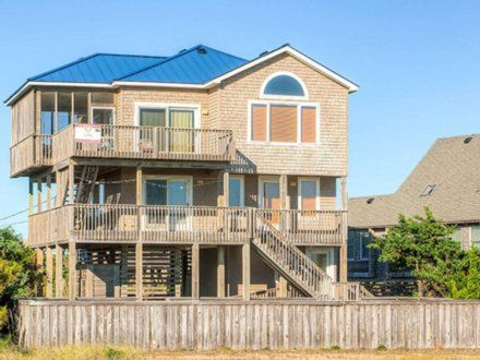 Oceanfront Homes For Rent In Avon Nc