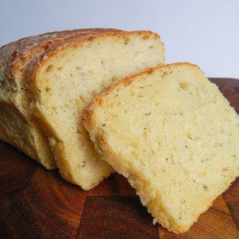 Cottage Cheese Dill Bread Recipe | my cup is full