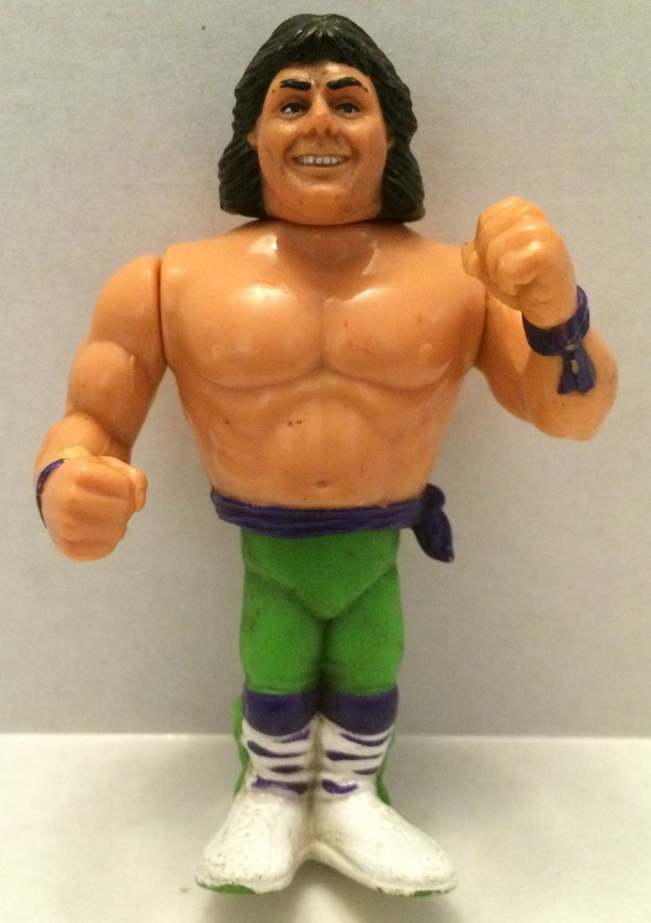 (TAS003271) - WWE WWF WCW Wrestling Hasbro Figure - The Rockers Marty Jannetty