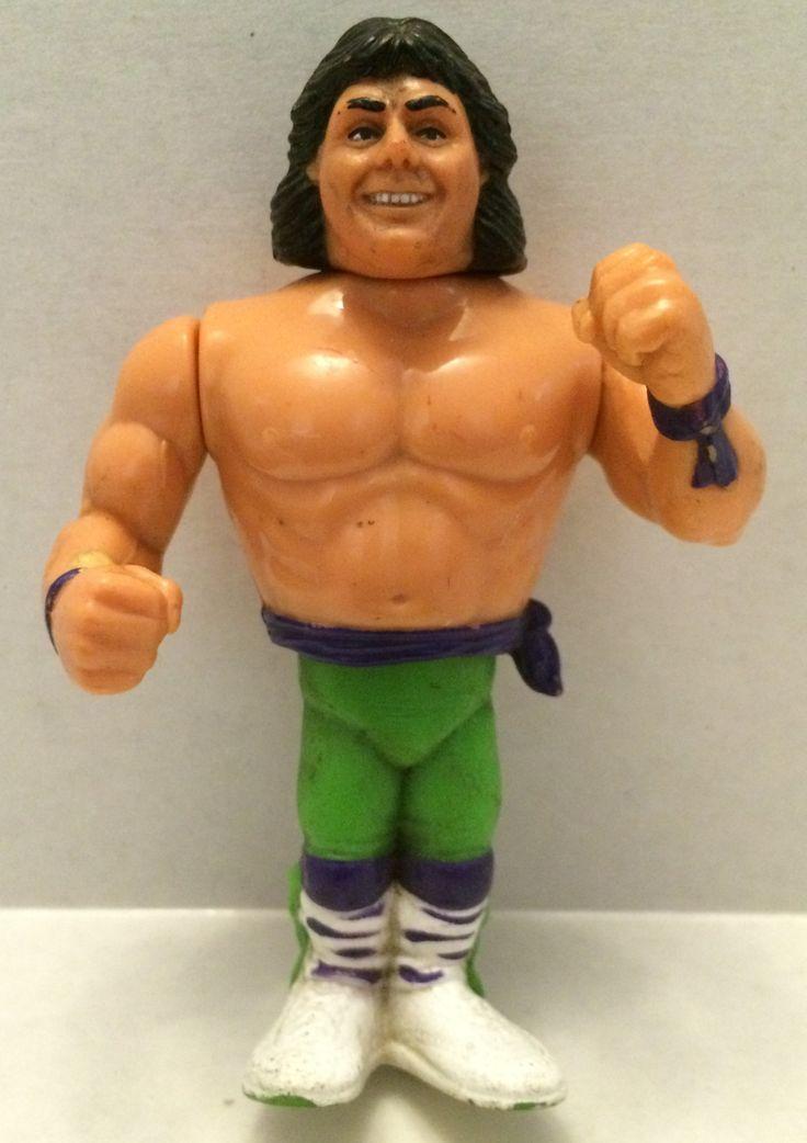 (TAS003271) - WWE WWF WCW Wrestling Hasbro Figure - The Rockers Marty Jannetty