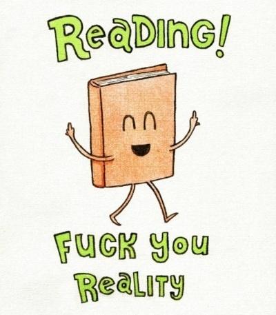 Reading!