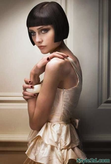 Short bob styles for women inverted bob hairstyle