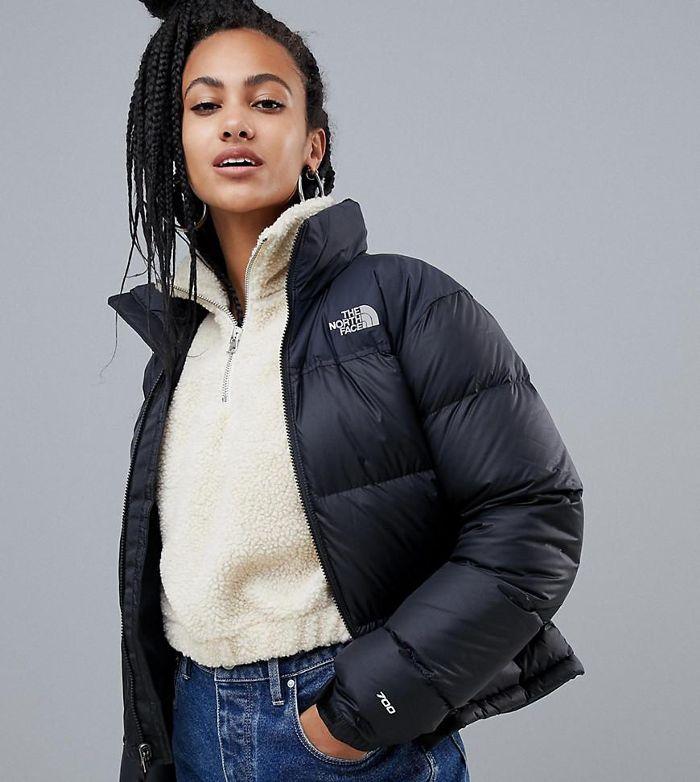 The North Face 1996 Retro Nuptse Jacket In Black With Images North Face Jacket Womens Black North Face Jacket North Face Puffer Jacket