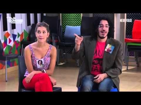 Violetta 2 - Die Lehrer im Studio (Folge 46) - YouTube