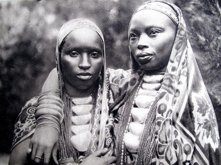 Burundi women.
