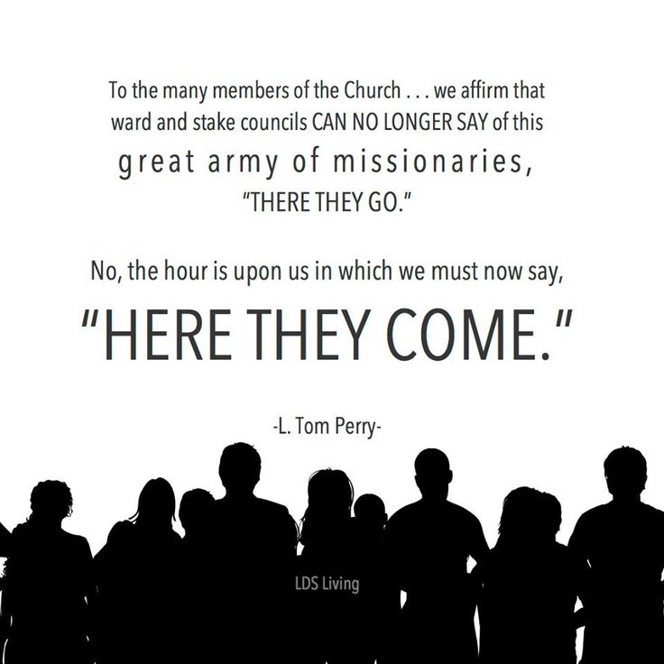 Missionary Work Quotes Lds: Quotes About Lds Missionaries. QuotesGram