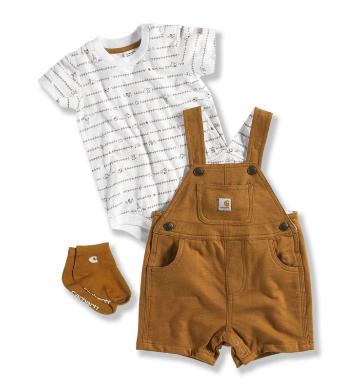 Carhartt! Oh my goodness I want so bad for my boys!!