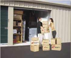 AMJ Self Storage Barrie is your one-stop-shop for your moving and storing needs. We are affiliated with AMJ Campbell Van Lines which is Canada's largest moving company; therefore, we offer not only storage services, but moving services as well! We also sell all the moving supplies you need to store or move your belongings.