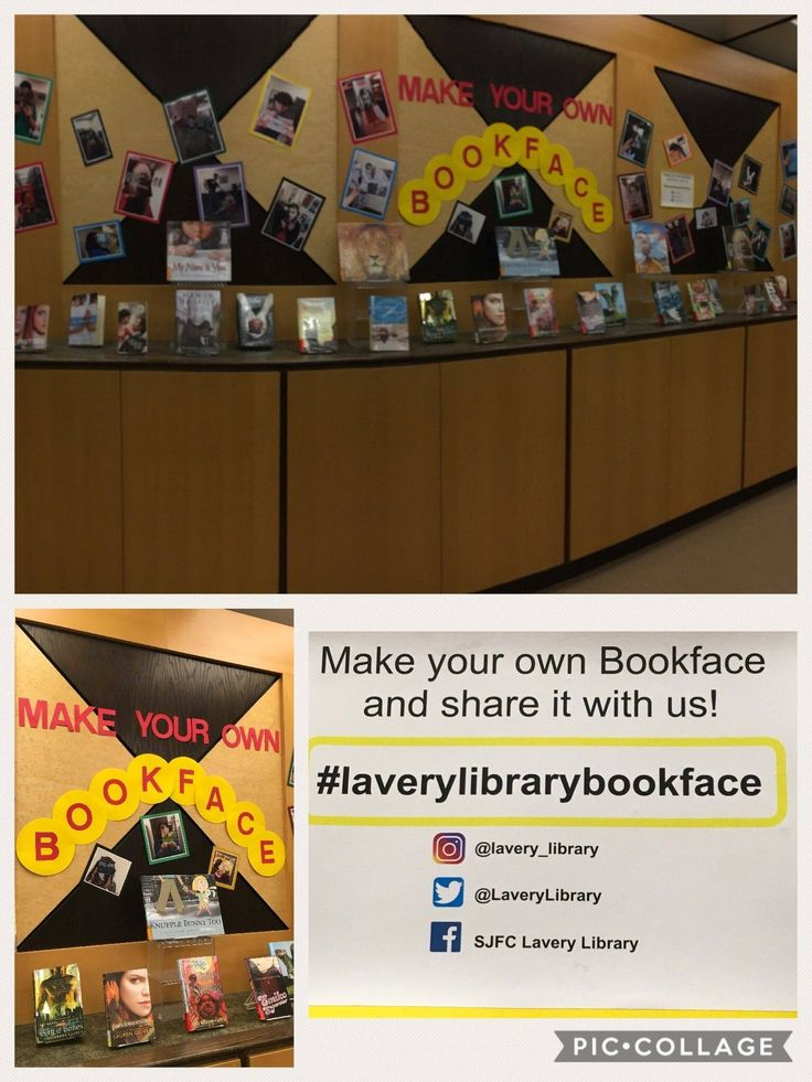 438 Best Library Promotion Images On Pinterest Libraries