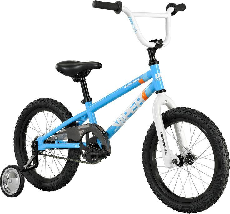 """Diamondback Mini Viper 16"""" Boys' Bike - 2014 at REI.com $139"""