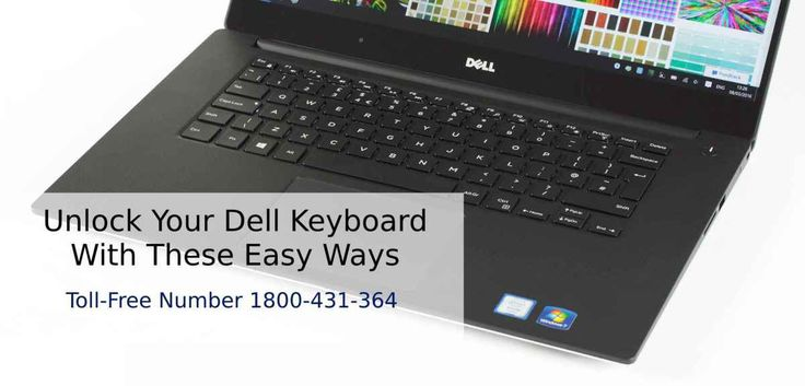 Unlock Your Dell Keyboard With These Easy Ways
