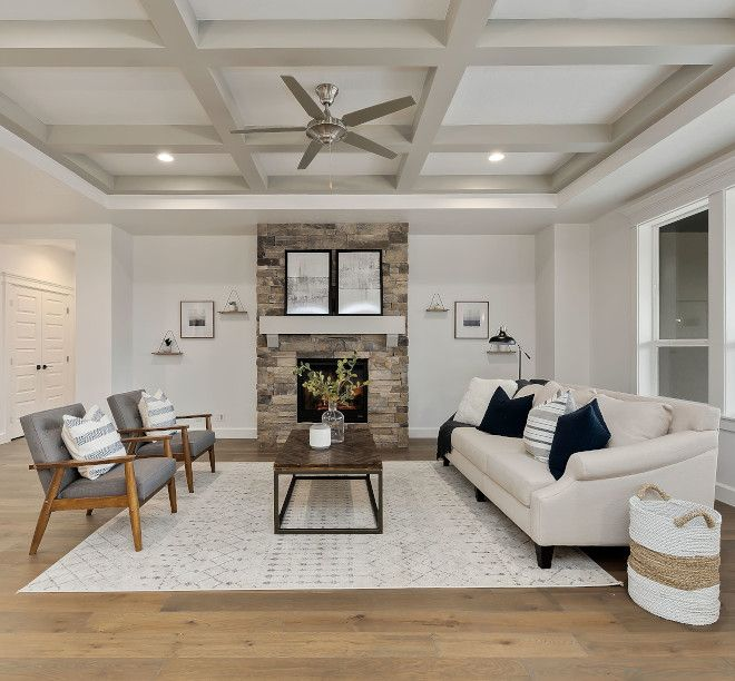 Like The Colors Overall Beams Living Room Ceiling Beams Living Room Painted Ceiling Beams