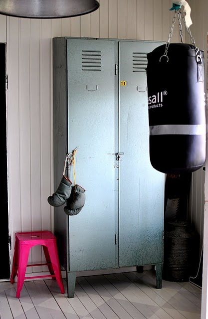 fitness solutions /// lockers