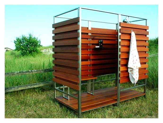 Летний душ для дачи своими руками: особенности конструкции и возведения летнего душа