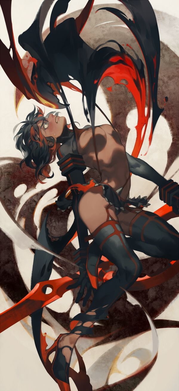 Kill La Kill by Rei17