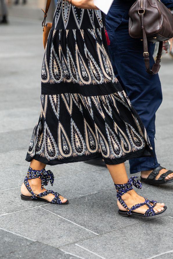 Street style à la Fashion Week printemps,été 2019 de New York ss19 71