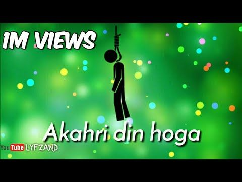 Kya hua tera wada wo kasam / sad whatsapp status / unplugged song - YouTube
