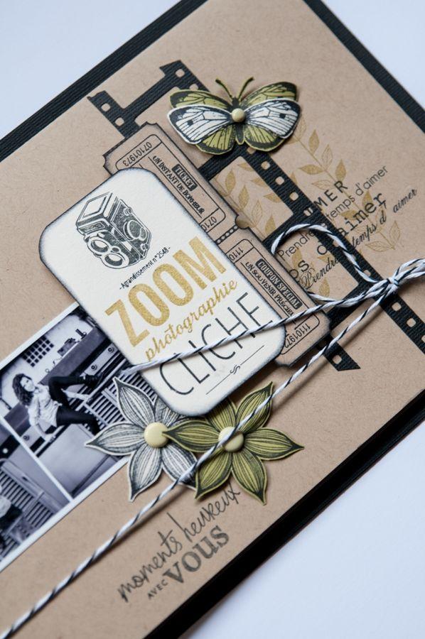 Mini album » Bonheur essentiel » et dates d'ateliers