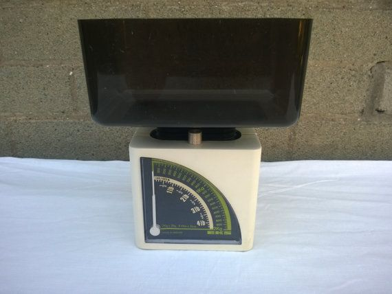 Swedish EKS Kitchen Scales vintage bakeware by TheLittleIrishShop, £12.00