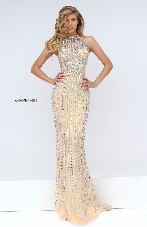 Ivory colored evening dresses
